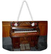 Pump Organ Weekender Tote Bag