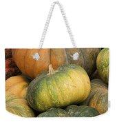 Pumpkin Farm Weekender Tote Bag