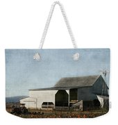 Pumpkin Farm Weekender Tote Bag