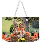 Pumpkin Harvest 2012 Weekender Tote Bag