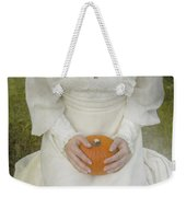 Pumpkin Weekender Tote Bag by Joana Kruse