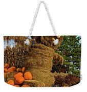 Pumpkin King Weekender Tote Bag