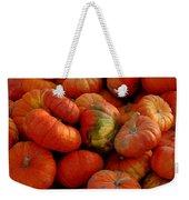 Pumpkin Pie Weekender Tote Bag