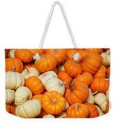 Pumpkin Squash Weekender Tote Bag