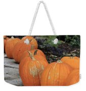 Pumpkins Galore V2 Weekender Tote Bag