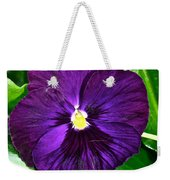 Pure Purple Weekender Tote Bag