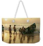 Puri Fishermen Weekender Tote Bag