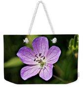 Purple Flower 1 Weekender Tote Bag