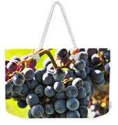 Purple Grapes Weekender Tote Bag by Elena Elisseeva