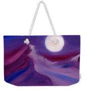 Purple Night 2 Weekender Tote Bag