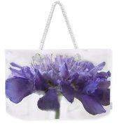 Purple Pincushin Weekender Tote Bag