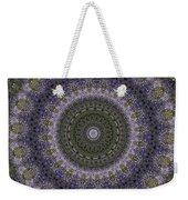 Purple Pleasure Abstract Weekender Tote Bag