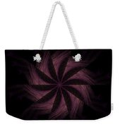 Purple Power Weekender Tote Bag