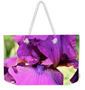 Purple Purity Weekender Tote Bag