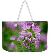 Purple Serenade Weekender Tote Bag