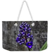 Purple Splendor Weekender Tote Bag