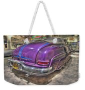 Purplre Car Dearborn Mi Weekender Tote Bag
