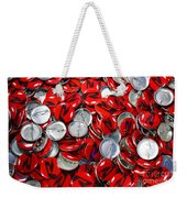 Push Chevys Buttons Weekender Tote Bag