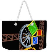Pythagorean Machine Landscape 2 Weekender Tote Bag