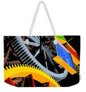 Pythagorean Machine Portrait 4 Weekender Tote Bag