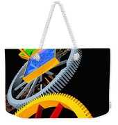 Pythagorean Machine Portrait 5 Weekender Tote Bag