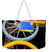 Pythagorean Machine Portrait 7 Weekender Tote Bag