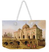 Qal' A-l-kuhna Masjid - Purana Qila Weekender Tote Bag