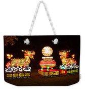 Qilin Weekender Tote Bag