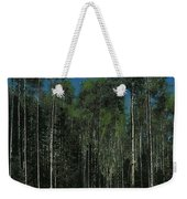Quaking Aspens Weekender Tote Bag