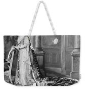 Queen Alexandra, 1902 Weekender Tote Bag by Omikron