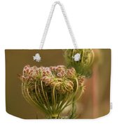 Queen Anne And Her Lady Weekender Tote Bag