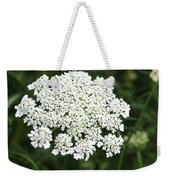 Queen Annes Lace Weekender Tote Bag