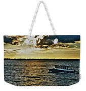Queen City Ferry Weekender Tote Bag