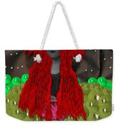 Queen Of The Huns Weekender Tote Bag