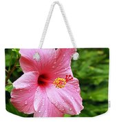 Queen Of The Tropics Weekender Tote Bag