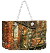 Queens' College And Mathematical Bridge Weekender Tote Bag