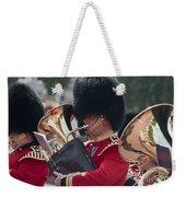 Queens Guards Band Weekender Tote Bag