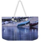 Quiet Canoes Weekender Tote Bag