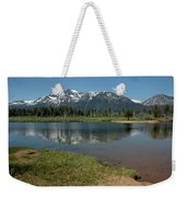 Quiet Reflections Weekender Tote Bag