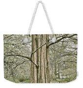Quiet Tree Weekender Tote Bag