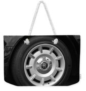 R R Wheel Weekender Tote Bag