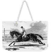 Race Horse, 1857 Weekender Tote Bag