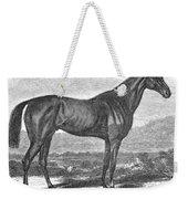 Racehorse, 1867 Weekender Tote Bag