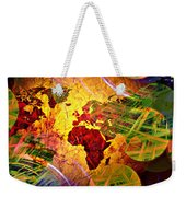 Races Of Race  Weekender Tote Bag