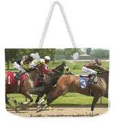 Racetrack Views Weekender Tote Bag