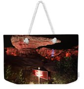 Radiator Racers - Cars Land - Disneyland Weekender Tote Bag