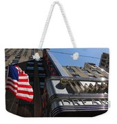 Radio City Music Hall 2 Weekender Tote Bag