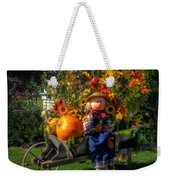 Raggedy Andy Square Weekender Tote Bag