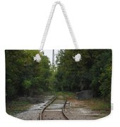 Rail To The Forest Weekender Tote Bag