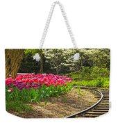 Railroad Beauties Weekender Tote Bag